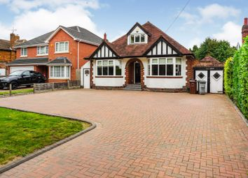 Thumbnail 4 bed detached house for sale in Coleshill Heath Road, Birmingham