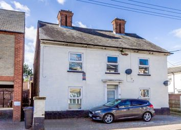 Thumbnail 1 bed flat to rent in Station Street, Swaffham