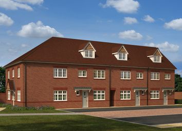 "Thumbnail 4 bed terraced house for sale in ""Grantham Mid"" at Crown Quay Lane, Sittingbourne"