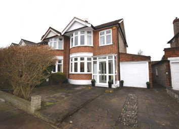 Thumbnail 4 bed end terrace house for sale in Havering Gardens, Chadwell Heath, Romford