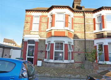 Thumbnail 3 bedroom terraced house for sale in Cumberland Avenue, Gravesend, Kent
