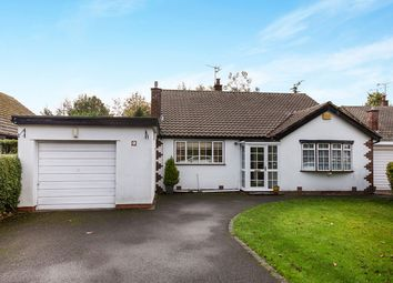 Thumbnail 3 bed bungalow for sale in Ladybarn Crescent, Bramhall, Stockport