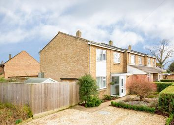 Thumbnail 3 bed semi-detached house for sale in Millfield Close, Marsh Gibbon, Bicester