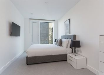 Thumbnail 1 bed flat to rent in Nine Elms Point, Vauxhall