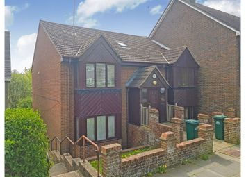 Thumbnail 1 bed flat for sale in 142 Cowley Drive, Brighton