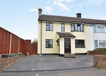 Thumbnail 3 bed semi-detached house for sale in Graylands, Theydon Bois, Epping