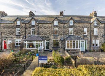 Thumbnail 3 bed terraced house for sale in Bridge Avenue, Otley