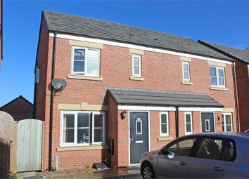 Thumbnail 3 bed semi-detached house for sale in Glaramara Drive, Carlisle, Cumbria