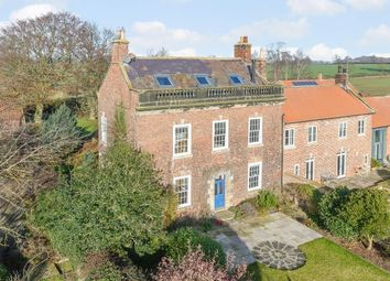 Thumbnail 4 bed farmhouse to rent in Brompton, Northallerton