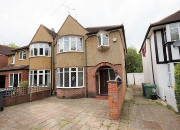 Thumbnail Semi-detached house to rent in Cannon Lane, Pinner