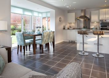 "Thumbnail 4 bed detached house for sale in ""Hargrave"" at Tarporley Business Centre, Nantwich Road, Tarporley"