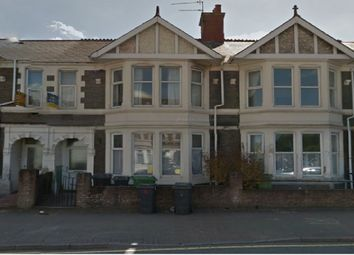 Thumbnail 2 bedroom flat to rent in Whitchurch Road, Ground Floor, Cardiff