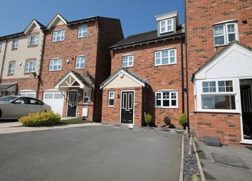 Thumbnail 3 bedroom terraced house for sale in Hudson Close, Bolton, Lancashire.