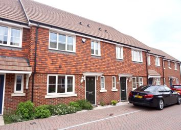 Thumbnail 4 bed terraced house for sale in Choir Close, Rochester