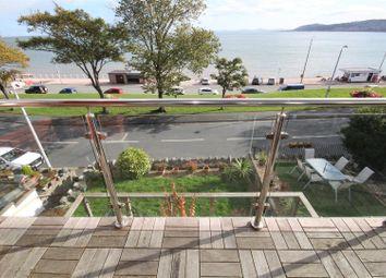 Thumbnail 2 bed flat for sale in Sea Breeze, 49 Cayley Promenade, Rhos-On-Sea