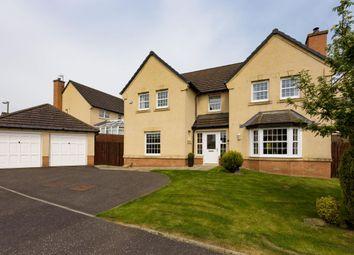 Thumbnail 5 bed property for sale in 1 Margaret Rose Crescent, Edinburgh
