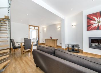 Thumbnail 2 bed mews house to rent in Child's Street, London