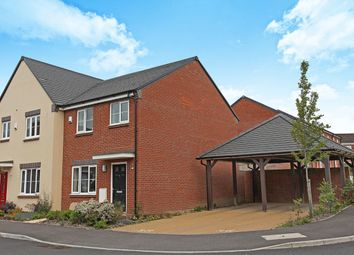 Thumbnail 3 bed semi-detached house to rent in Rimini Road, Andover Down, Andover