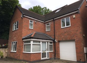 Thumbnail 4 bed detached house to rent in Portland Road, Edgbaston