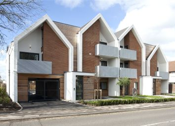 Thumbnail 3 bed flat for sale in Stowe Apartments, Station Road, Bourne End, Buckinghamshire