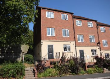 Thumbnail 4 bed end terrace house for sale in Wildacre Drive, Northampton
