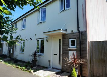Thumbnail 3 bedroom end terrace house for sale in Fleetwood Gardens, Plymouth