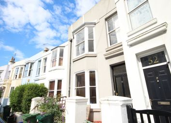 Thumbnail 5 bed terraced house to rent in Park Crescent Terrace, Brighton