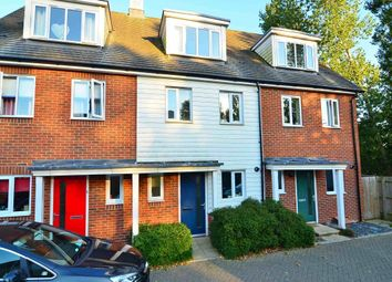 Thumbnail 3 bed town house to rent in Laurence Hamilton Lane, Ashford