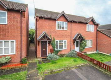 Thumbnail 3 bedroom semi-detached house for sale in Corsican Pine Close, Newmarket