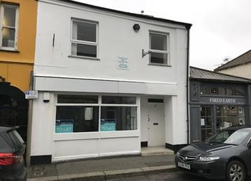 Thumbnail Retail premises for sale in 57, Little Castle Street, Truro