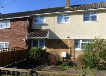 Thumbnail 3 bedroom town house to rent in Verwood Close, Swindon