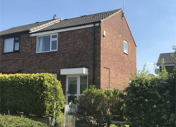 Thumbnail 2 bed semi-detached house for sale in Nene Walk, Worksop, Nottinghamshire