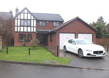 Thumbnail 4 bed detached house for sale in Haig Close, Sutton Coldfield