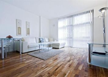 Thumbnail 1 bed flat to rent in Discovery Dock Apartments West, 2 South Quay Square, London