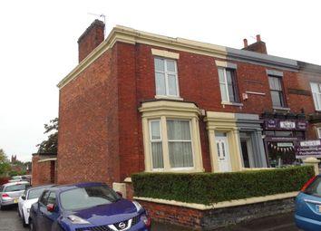 Thumbnail 3 bedroom terraced house for sale in Garstang Road, Fulwood, Preston