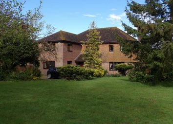 Thumbnail 4 bed detached house for sale in Barrow Hill, Sellindge, Ashford, Kent