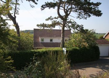 Thumbnail 4 bed detached house for sale in The Droveway, St. Margarets Bay, Dover
