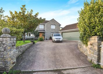 Thumbnail 4 bed detached house for sale in Compton Street, Compton Dundon, Somerton, Somerset