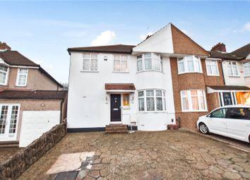 Murchison Avenue, Bexley, Kent DA5. 4 bed end terrace house for sale