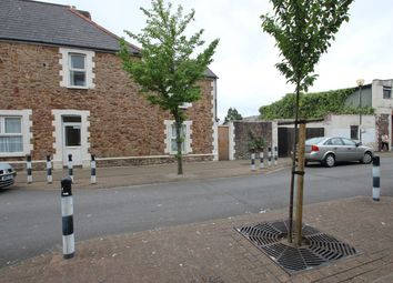 Thumbnail 1 bed flat to rent in Harriet Street, Cardiff