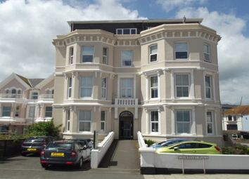Thumbnail 2 bedroom flat to rent in Courtenay Place, Teignmouth