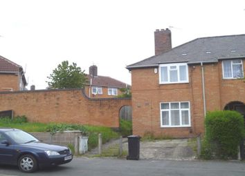 Thumbnail 3 bed semi-detached house to rent in Stephenson Drive, Leicester