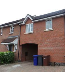 Thumbnail 1 bedroom maisonette to rent in Maulkin Close, Bury St. Edmunds, Suffolk