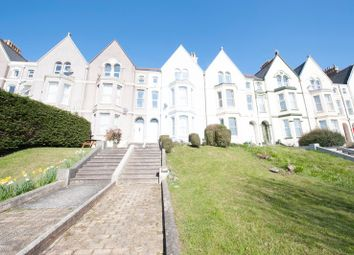 Thumbnail 7 bedroom terraced house for sale in Connaught Avenue, Plymouth, Devon