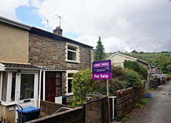 Thumbnail 2 bed end terrace house for sale in Railway Terrace, Abertillery