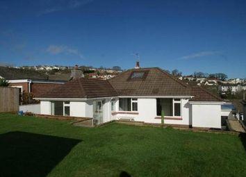 Thumbnail 3 bedroom detached bungalow for sale in Southfield Avenue, Preston, Paignton, Devon