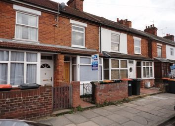Thumbnail 2 bed terraced house to rent in Gratton Road, Bedford