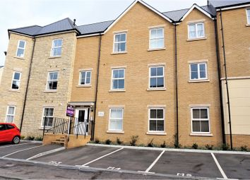 Thumbnail 2 bed flat for sale in 50 Truscott Avenue, Swindon