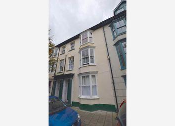 Thumbnail 1 bedroom flat to rent in Flat 2 27 Portland Street, Aberystwyth, Ceredigion
