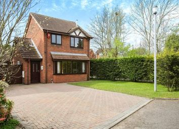 Thumbnail 3 bedroom detached house for sale in Lyceum Close, Leighton, Crewe, Cheshire